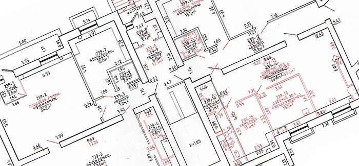 Узаконити перепланування квартири і побудовані дачі