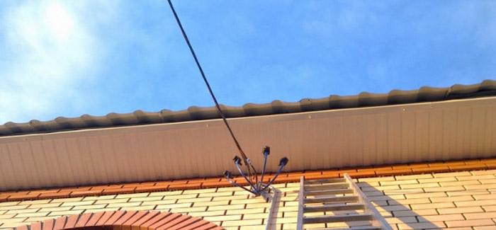 Електромонтажні роботи в котеджах і квартирах
