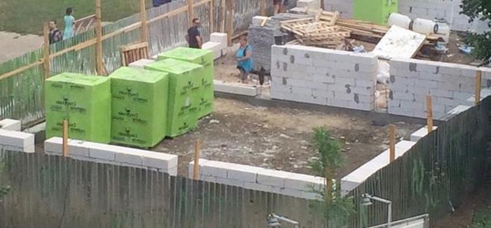 Зразок подачі повідомлення в ГАСК про початок будівництва
